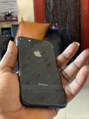 Apple iPhone 8 64 GB Black | Mobile Phones for sale in Lagos State, Ikeja