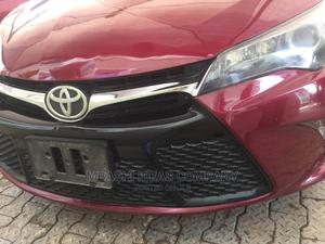 Toyota Camry 2016 Red   Cars for sale in Abuja (FCT) State, Garki 1