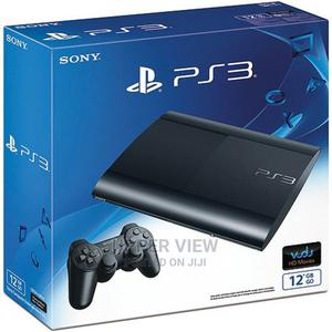 Sony Playstation 3 Super Slim - 12GB   Video Game Consoles for sale in Lagos State, Oshodi