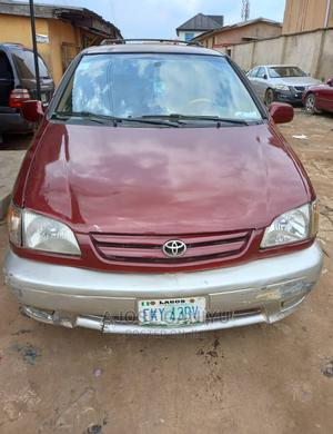 Toyota Sienna 2002 XLE Red | Cars for sale in Lagos State, Oshodi