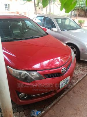 Toyota Camry 2014 Red | Cars for sale in Abuja (FCT) State, Gwarinpa