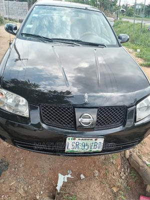 Nissan Sentra 2006 1.8 S Black | Cars for sale in Lagos State, Alimosho