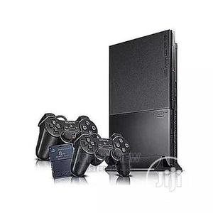 Sony Playstation 3 Slim 12ogb With 10 Games | Video Game Consoles for sale in Lagos State, Oshodi