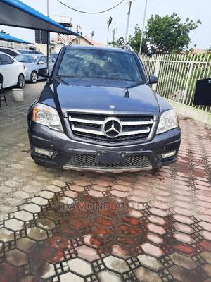 Mercedes-Benz GLK-Class 2012 350 4MATIC Gray   Cars for sale in Lagos State, Ajah