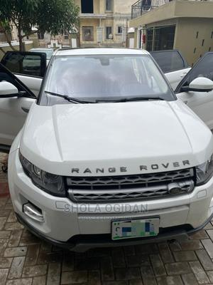 Land Rover Range Rover Evoque 2014 Pure 4x4 (2.0L 4cyl 9A) White | Cars for sale in Lagos State, Ojo