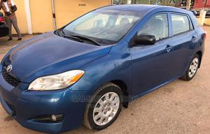 Toyota Matrix 2010 Blue   Cars for sale in Lagos State, Ojodu