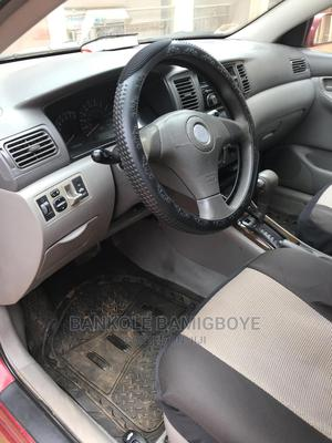 Toyota Corolla 2006 LE Red | Cars for sale in Ondo State, Akure