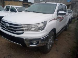 New Toyota Hilux 2016 SR5 4x4 White   Cars for sale in Lagos State, Amuwo-Odofin