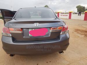 Honda Accord 2009 Sedan EX-L V6 Automatic Gray | Cars for sale in Plateau State, Jos