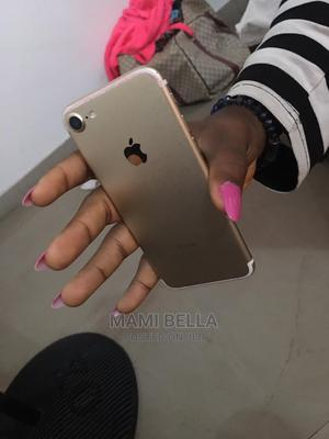 Apple iPhone 7 128 GB Gold | Mobile Phones for sale in Abuja (FCT) State, Lugbe District