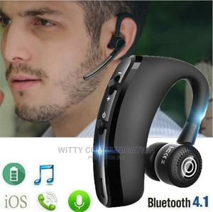 Samsung V9 Bluetooth Headset   Headphones for sale in Rivers State, Port-Harcourt
