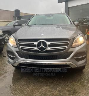 Mercedes-Benz GLE-Class 2016 Gray | Cars for sale in Lagos State, Ajah