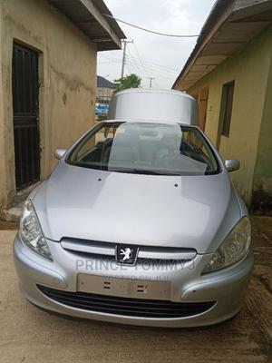 Peugeot 307 2008 2.0 Silver | Cars for sale in Lagos State, Epe