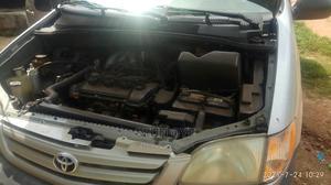 Toyota Sienna 2001 Gray | Cars for sale in Lagos State, Ifako-Ijaiye
