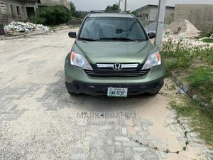 Honda CR-V 2008 2.4 LX Automatic Green | Cars for sale in Lagos State, Ibeju