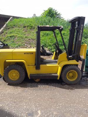 Hyester 7tones Forklift   Heavy Equipment for sale in Lagos State, Oshodi