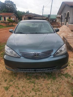Toyota Camry 2004 Green | Cars for sale in Edo State, Benin City