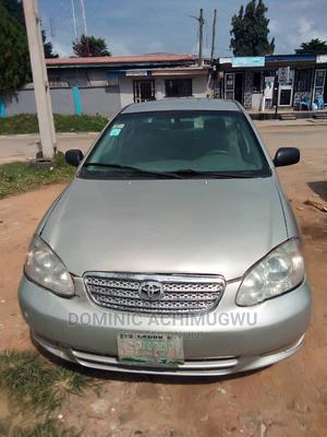 Toyota Corolla 2005 LE Silver   Cars for sale in Lagos State, Ikeja