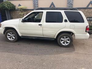 Nissan Pathfinder 2002 SE AWD SUV (3.5L 6cyl 4A) White | Cars for sale in Lagos State, Ikeja