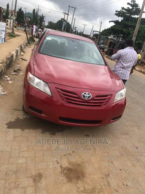 Toyota Camry 2008 2.4 LE Red | Cars for sale in Lagos State, Alimosho