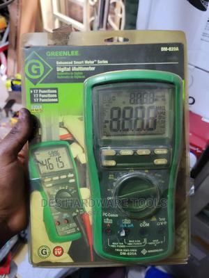 Greenlee DM-820A AC/DC True RMS Multimeter   Measuring & Layout Tools for sale in Rivers State, Port-Harcourt