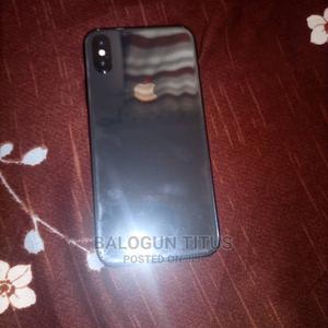 Apple iPhone X 64 GB Black | Mobile Phones for sale in Ogun State, Abeokuta South