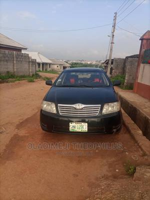 Toyota Corolla 2005 LE Black | Cars for sale in Lagos State, Shomolu