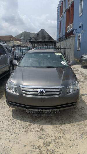 Toyota Avalon 2007 Limited Gray | Cars for sale in Rivers State, Port-Harcourt