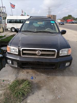 Nissan Pathfinder 2003 LE AWD SUV (3.5L 6cyl 4A) Black | Cars for sale in Lagos State, Ajah