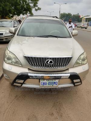 Lexus RX 2008 350 Gold | Cars for sale in Kano State, Fagge