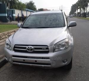 Toyota RAV4 2008 Limited V6 Silver   Cars for sale in Lagos State, Ojodu