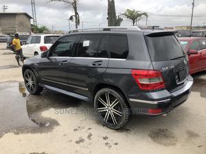 Mercedes-Benz GLK-Class 2012 350 4MATIC Gray   Cars for sale in Lagos State, Amuwo-Odofin