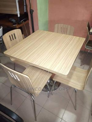 Top Grade Outdoor Wooden Table   Furniture for sale in Lagos State, Ikeja