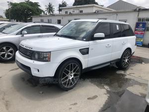 Land Rover Range Rover Sport 2012 White | Cars for sale in Lagos State, Amuwo-Odofin