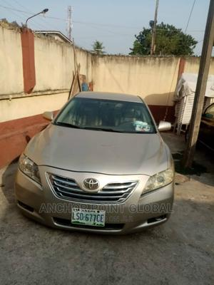 Toyota Camry 2007 Gold | Cars for sale in Lagos State, Shomolu