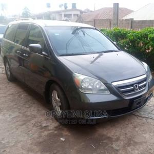 Honda Odyssey 2007 EX Gray   Cars for sale in Oyo State, Ibadan