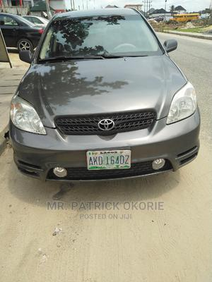 Toyota Matrix 2005 Gray   Cars for sale in Rivers State, Port-Harcourt