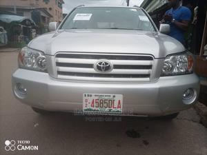 Toyota Highlander 2007 Silver   Cars for sale in Lagos State, Isolo