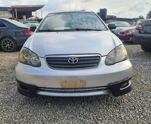 Toyota Corolla 2005 S Silver | Cars for sale in Lagos State, Yaba