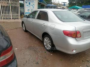 Toyota Corolla 2008 1.8 LE Silver | Cars for sale in Abuja (FCT) State, Central Business Dis