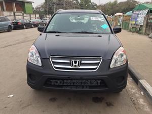 Honda CR-V 2006 Black | Cars for sale in Lagos State, Isolo