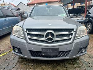 Mercedes-Benz GLK-Class 2010 350 4MATIC Gray   Cars for sale in Lagos State, Ikeja