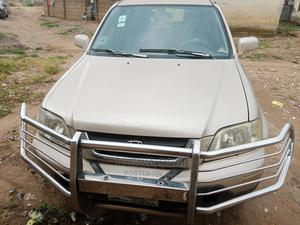 Honda CR-V 2001 2.0 4WD Automatic Gold   Cars for sale in Abuja (FCT) State, Lugbe District