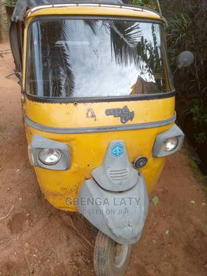 Tricycle 2013 Yellow | Motorcycles & Scooters for sale in Ogun State, Ado-Odo/Ota