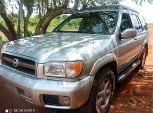 Nissan Pathfinder 2002 SE AWD SUV (3.5L 6cyl 4A) Gray | Cars for sale in Edo State, Benin City