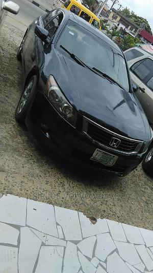 Honda Accord 2008 2.4 Executive Blue | Cars for sale in Lagos State, Surulere