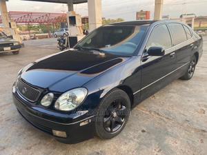 Lexus GS 2005 Black | Cars for sale in Osun State, Osogbo