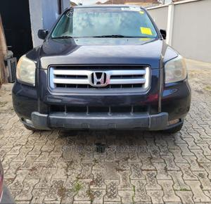 Honda Pilot 2006 EX 4x4 (3.5L 6cyl 5A) Black | Cars for sale in Lagos State, Magodo