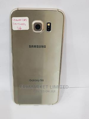 Samsung Galaxy S6 32 GB Gold   Mobile Phones for sale in Delta State, Warri