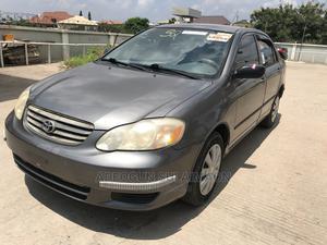 Toyota Corolla 2004 1.4 Gray   Cars for sale in Oyo State, Ibadan